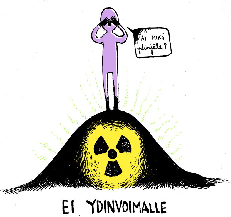 Ydinvoima Suomessa